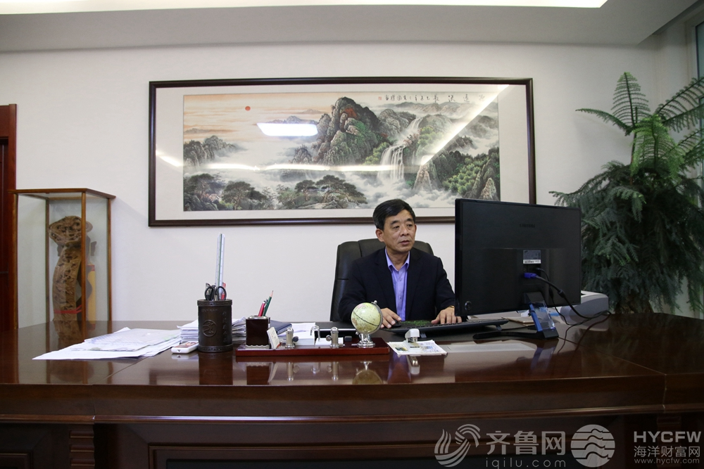 科技创新助推企业转型发展 专访威海百合生物技术股份有限公司副总经理刘禄增